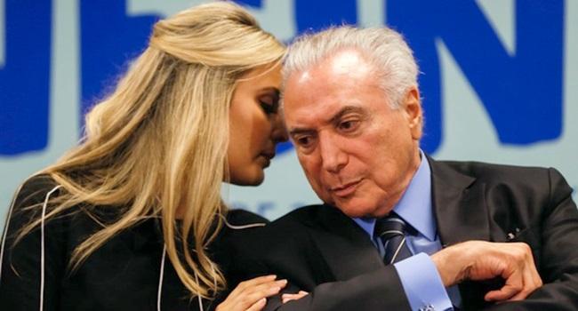 Marcela Temer comprou casa de José Yunes