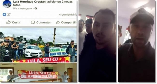 Milicianos que atacaram caravana de Lula ameaçam jornalista