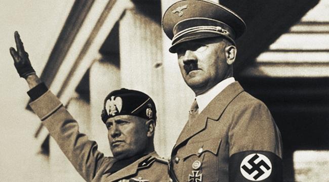 nascimento desenvolvimento do Fascismo Mussolini Hitler
