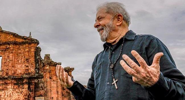 padres e pastores apoiam Lula fizerem jejum