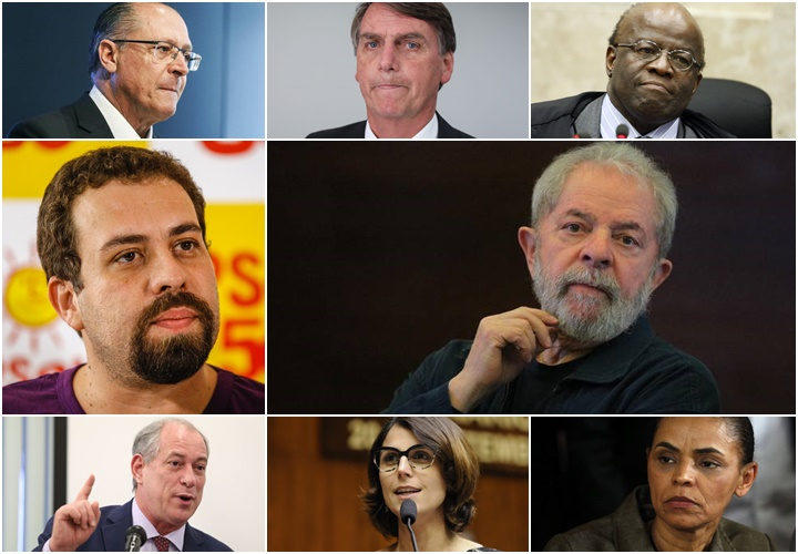 pesquisa datafolha eleições 2018