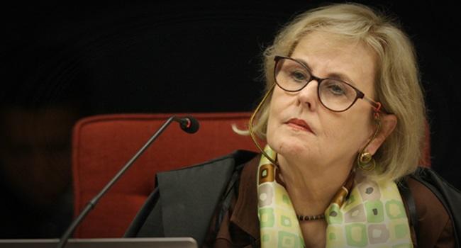 Rosa Weber optou pelo rebanho e ignorou a Justiça