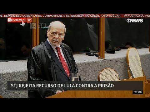 globo prisão de Lula