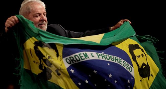 prisão do único mediador entre elites e massas no Brasil