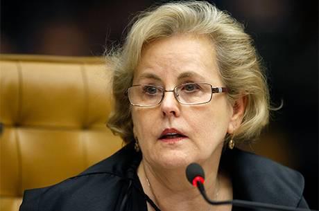 Rosa Weber vota contra Lula