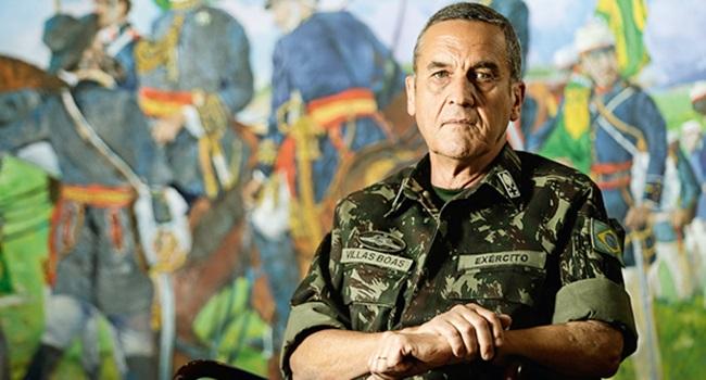 Villas Bôas maior chantagem à Justiça ditadura militar