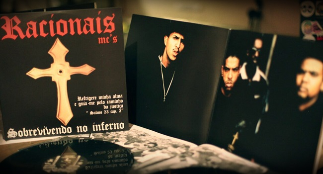 vestibular da Unicamp Álbum do Racionais MC's obra obrigatória