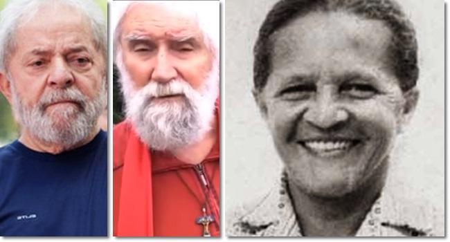Boff e Lula lembram dos conselhos de Dona Lindu e choram juntos