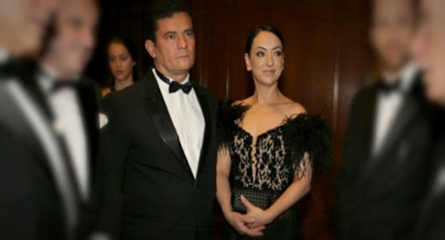bolsa de R$ 15 mil de Rosângela Moro está longe de ser o maior problema sérgio moro justiça juristas corrupção empresários