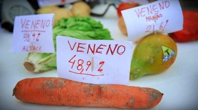 Brasil aprova pacote do veneno mundo direção contraria governo temer ruralistas