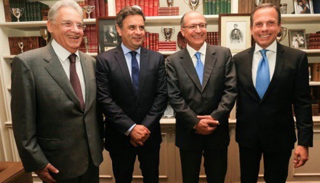 prestação de contas PSDB