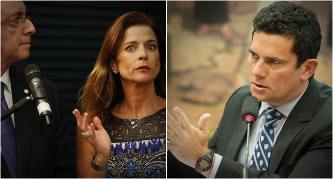 Condenação da esposa de Eduardo Cunha contraria Sergio Moro
