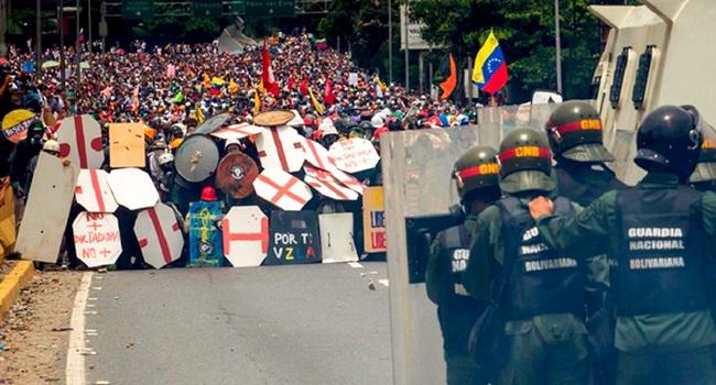 Golpe de Mestre curso na Venezuela aparece em documento secreto dos EUA