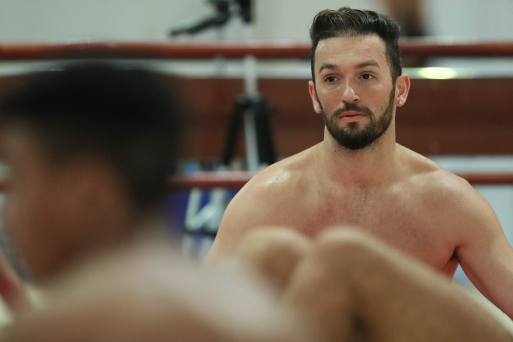 Diego Hypólito abusos treinos