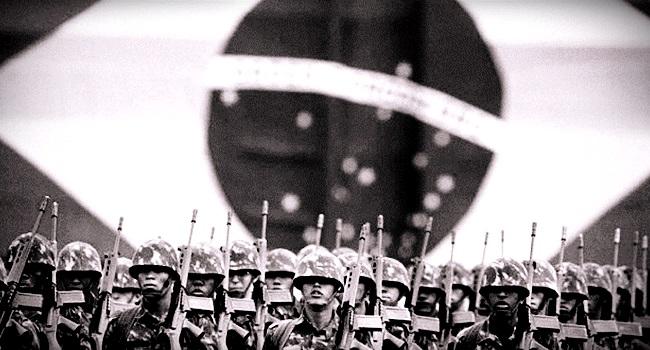 ditadura sem fim do Brasil militar forças armadas geisel temer