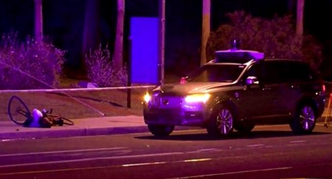 Falha em sistema de carro autônomo da Uber provocou morte de ciclista eua