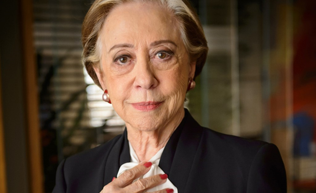 Fernanda Montenegro Riachuelo