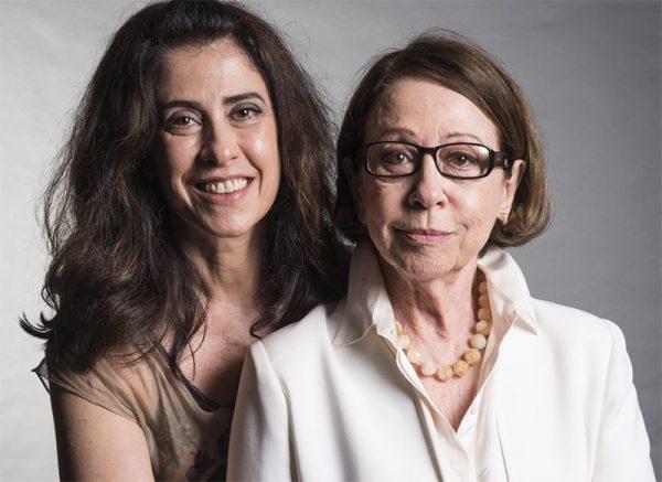 Fernanda Montenegro campanha riachuelo