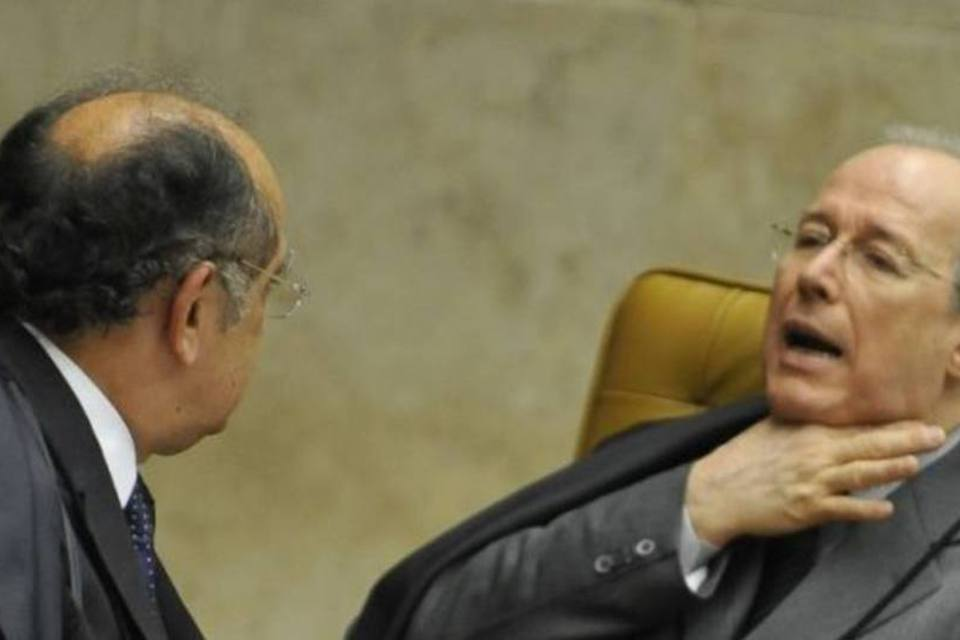 Gilmar Mendes Celso de Mello