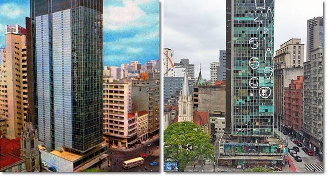 história do edifício Wilton Paes de Almeida no largo do Paissandu incêndio São Paulo
