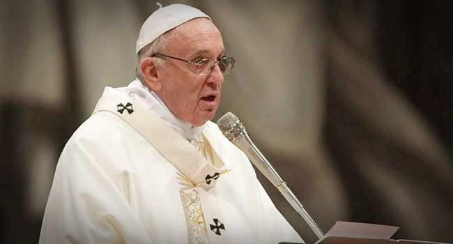 Homilia do Papa Francisco parece endereçada ao golpe no Brasil e à prisão de Lula