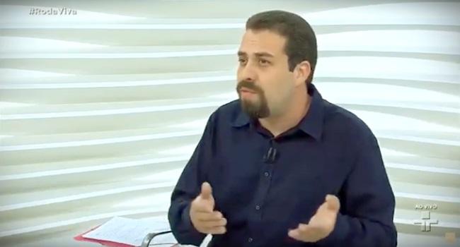 íntegra da entrevista de Guilherme Boulos no Roda Viva