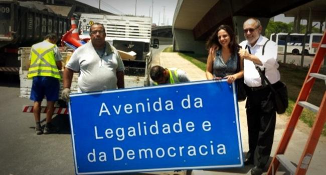 Juízes do Rio Grande do Sul homenageiam ditadura militar