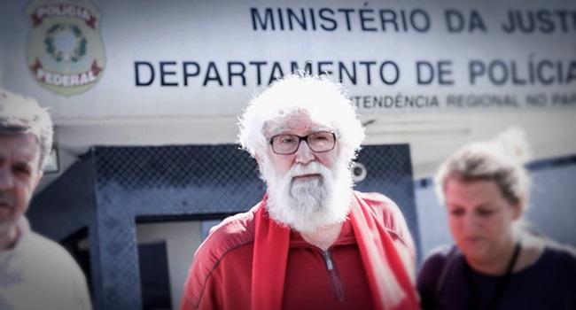 Leonardo Boff é autorizado a visitar Lula prisão curitiba lava jato
