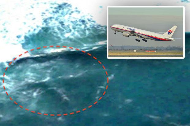Malaysia Airlines avião