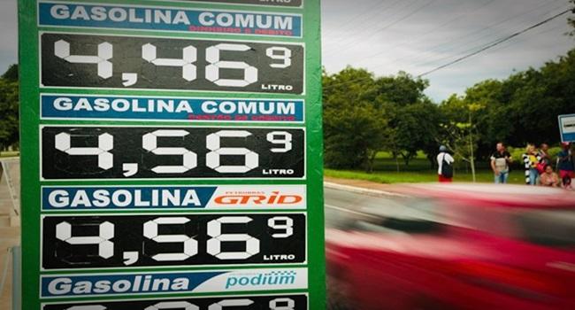 Quem ganha com a atual política de preços dos combustíveis governo temer gasolina