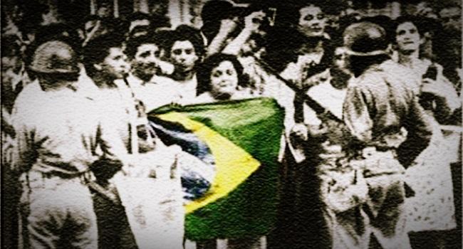 semelhanças entre 1964 e 2016 pesquisas história constituição jango dilma ditadura