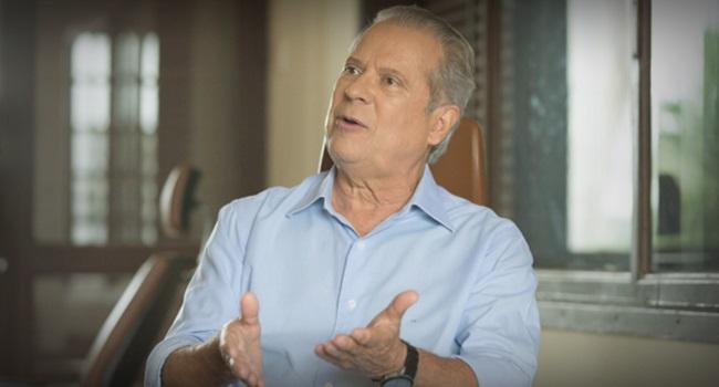 última entrevista de José Dirceu antes de ser preso arrumadinho pt lava jato