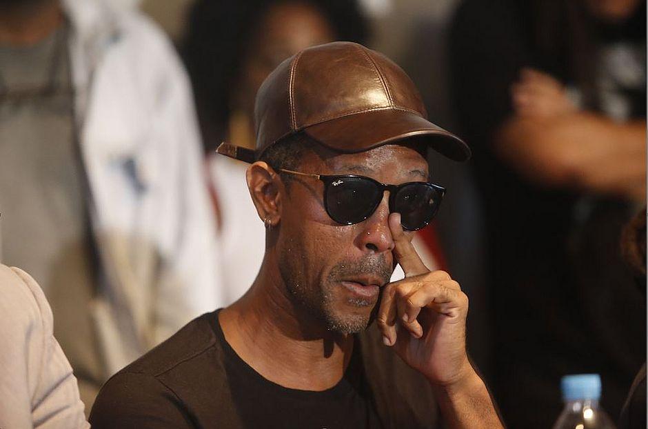 ator negro Leno Sacramento