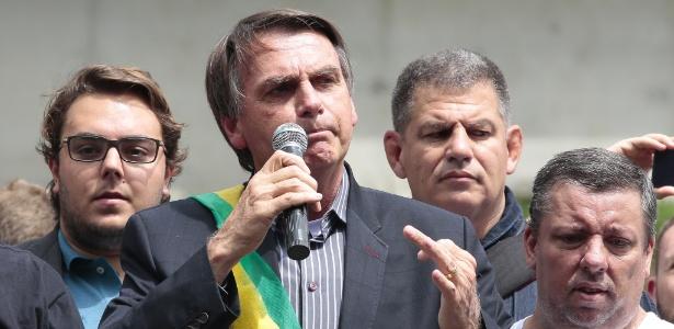 Bolsonaro Datafolha