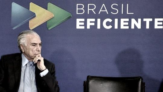 Brasil em Estado de Suspensão governo temer impopularidade desenvolvimento social