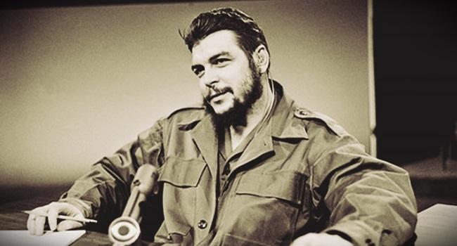 Che Guevara e a educação
