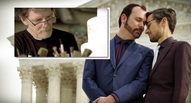 Confeiteiro que não quis fazer bolo para casamento gay vence batalha judicial eua