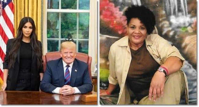 Donald Trump manda libertar bisavó prisioneira após pedido de Kim Kardashian
