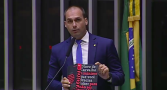 eduardo-bolsonaro-olavo-de-carvalho