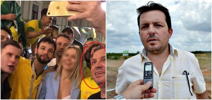 Luciano Gil Mendes engenheiro vídeo