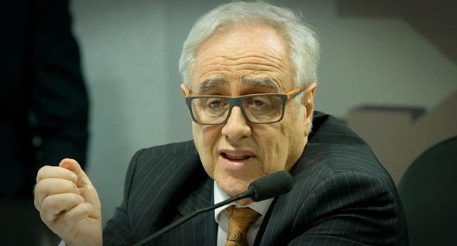 Laerte Rimoli Ex-presidente da EBC é punido por ironizar protesto de atriz contra o racismo