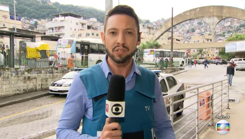 globonews repórter Edivaldo Dondossola