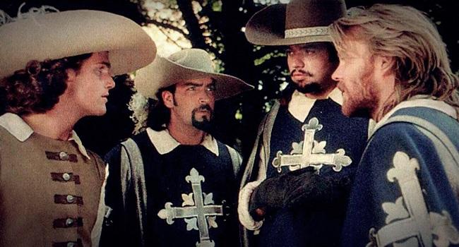 homens que inspiraram as aventuras do mosqueteiro D'Artagnan