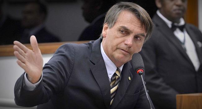 Mercado financeiro passa a apoiar Jair Bolsonaro para a Presidência
