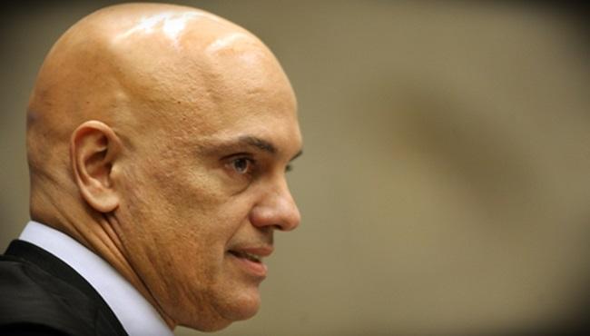 Alexandre de Moraes STF só não arquivou o processo de Lula