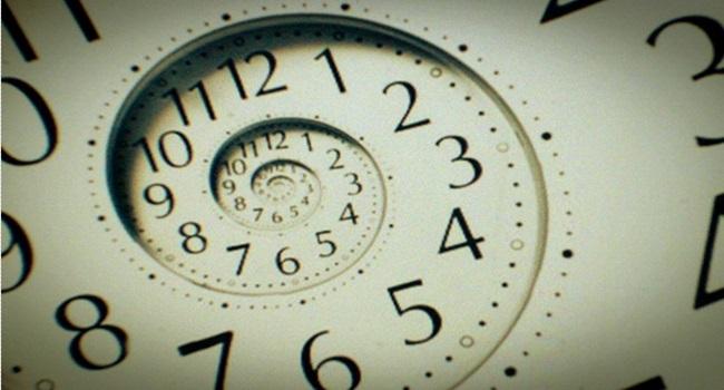tempo está mesmo passando mais rápido a cada ano