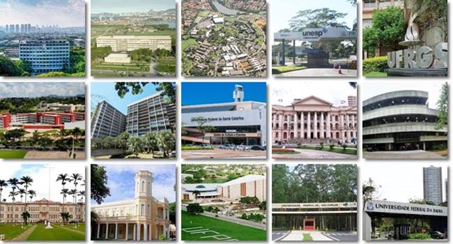 universidades brasileiras integram lista das melhores do mundo