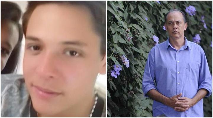 Vitor Martins linchado até morte
