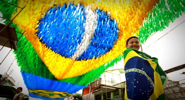 Você vai torcer para o Brasil na Copa do Mundo