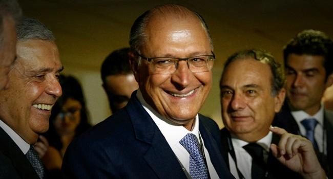Centrão desistiu de Ciro e Bolsonaro para apoiar Alckmin